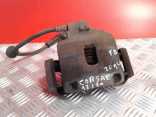 Bombito Frente Esquerdo OPEL CORSA E Van (X15) | 14 -