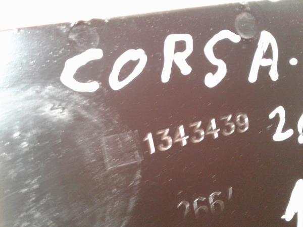 Travessa Superior do Capot OPEL CORSA E Van (X15)   14 -