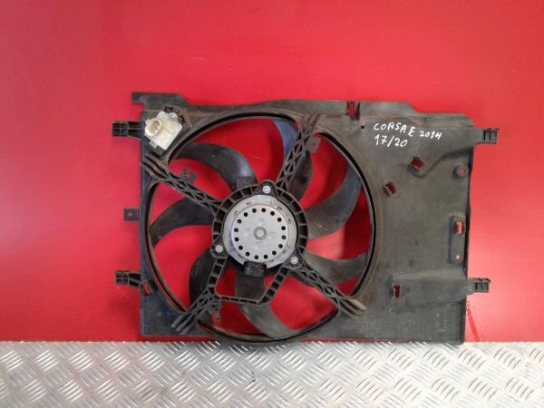 Radiador Ar Condicionado OPEL CORSA E Van (X15) | 14 -