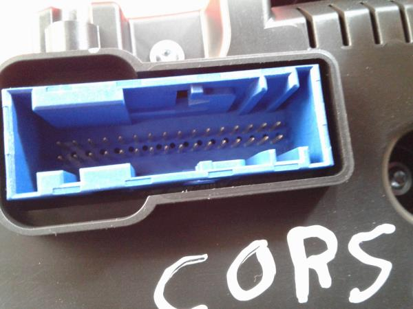 Quadrante OPEL CORSA E Van (X15) | 14 -