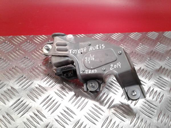 Motor Limpa Vidros Tras TOYOTA AURIS (_E18_) | 12 - 18