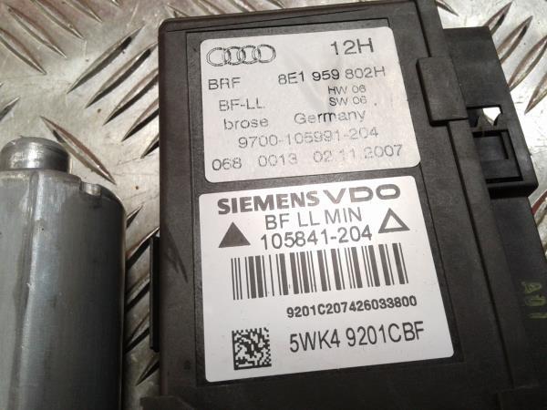 Motor Elevador Frente Direito AUDI A4 (8EC, B7) | 04 - 08