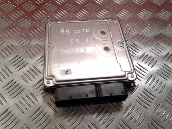 Centralina do Motor | ECU AUDI A4 (8EC, B7) | 04 - 08