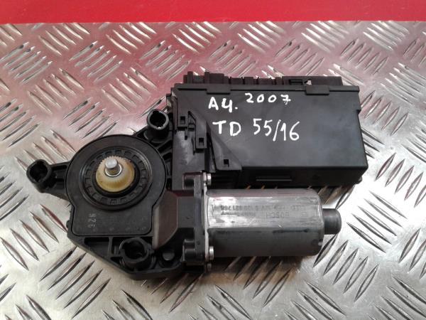 Motor Elevador Tras Direito AUDI A4 (8EC, B7) | 04 - 08