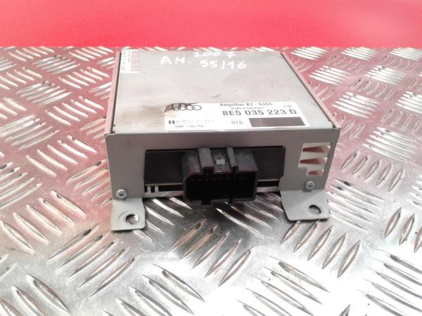 Amplificador AUDI A4 (8EC, B7) | 04 - 08