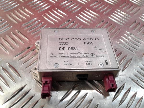 Modulo Central do Bluetooth AUDI A4 (8EC, B7) | 04 - 08