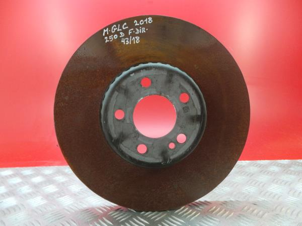 Disco Travão MERCEDES-BENZ GLC (X253) | 15 -
