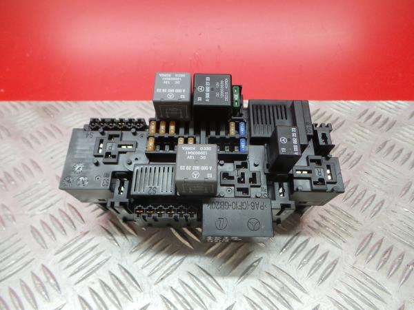 Modulo Confort MERCEDES-BENZ GLC (X253) | 15 -