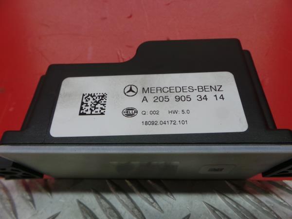 Modulo / Rele MERCEDES-BENZ GLC (X253) | 15 -