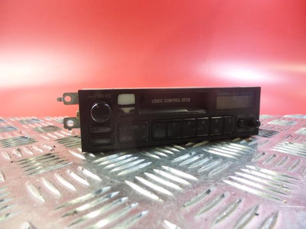 Auto-rádio TOYOTA COROLLA Liftback (_E9_)   87 - 97