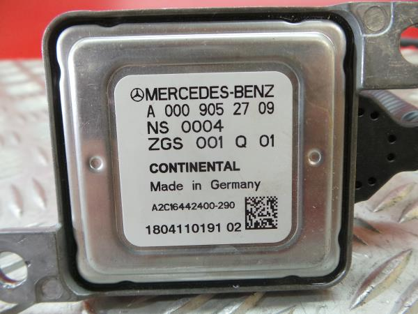 Sonda Lambda MERCEDES-BENZ GLC (X253) | 15 -