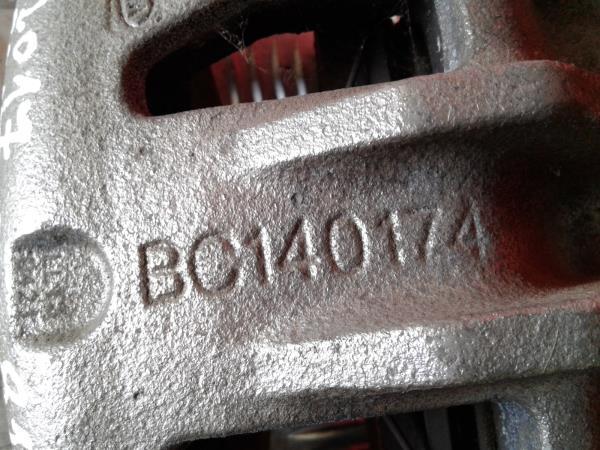 Bombito Frente Esquerdo HYUNDAI SANTA FÉ III (DM, DMA) | 12 -