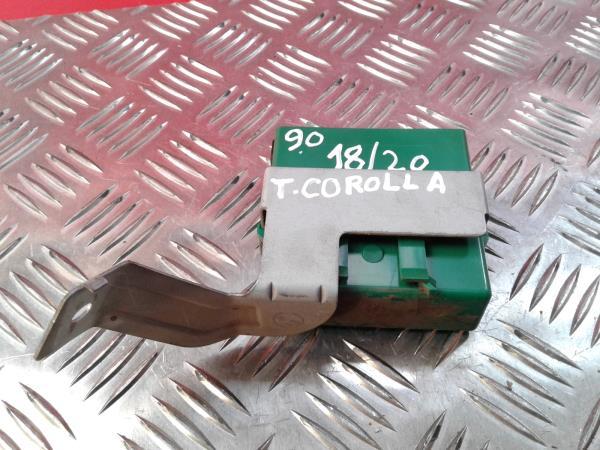 Modulo / Rele TOYOTA COROLLA Liftback (_E9_)   87 - 97