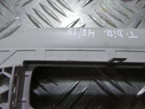 Plasticos MERCEDES-BENZ GLC (X253) | 15 -