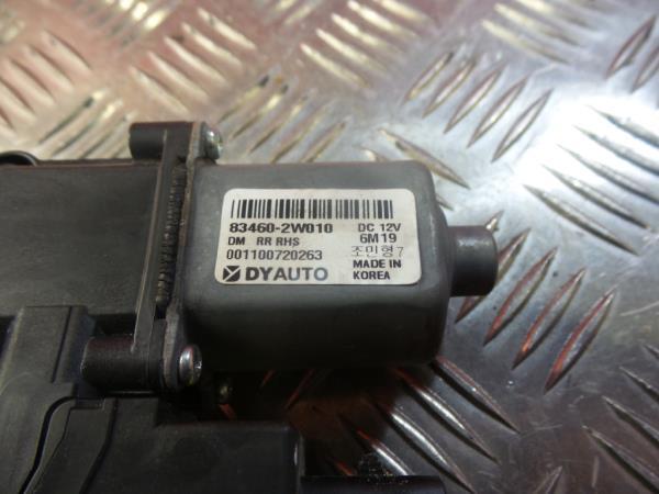 Motor Elevador Tras Direito HYUNDAI SANTA FÉ III (DM, DMA) | 12 -
