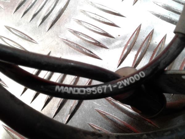 Sensor do ABS Frt Esq HYUNDAI SANTA FÉ III (DM, DMA) | 12 -