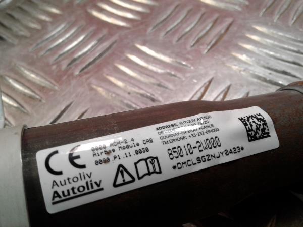 Airbag Cortina Esquerdo HYUNDAI SANTA FÉ III (DM, DMA)   12 -