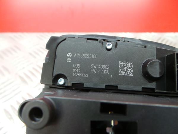 Controle de Navegacao MERCEDES-BENZ GLC (X253)   15 -