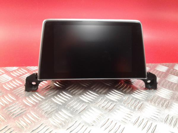 Display do Radio PEUGEOT 3008 SUV (M_) | 16 -