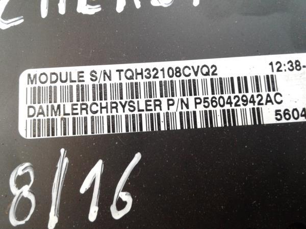 Caixa Fusiveis   SAM   Module JEEP GRAND CHEROKEE II (WJ, WG)   98 - 05