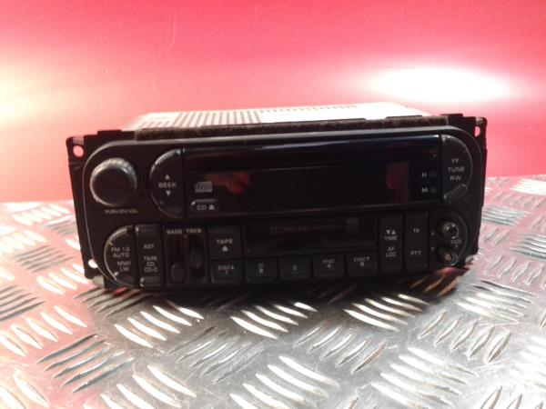Auto-rádio (CD) JEEP GRAND CHEROKEE II (WJ, WG) | 98 - 05