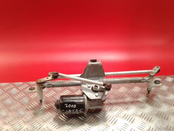 Motor Limpa Vidros Frente OPEL CORSA C Caixa (X01) | 00 - 12