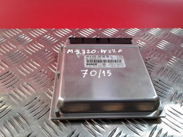 Centralina do Motor | ECU MERCEDES-BENZ S-CLASS (W220) | 98 - 05