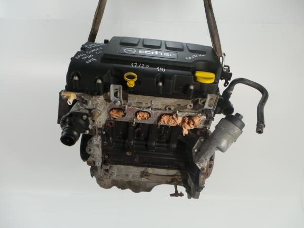 Motor OPEL CORSA E Van (X15) | 14 -
