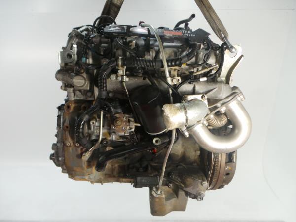 Motor MITSUBISHI CANTER Camião de plataforma/chassis (FB_, FE_, FG_) | 01 -