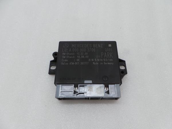 Modulo dos Sensores de Parque MERCEDES-BENZ E-CLASS (W212) | 09 - 16
