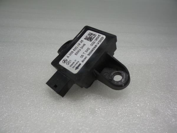 Sensor de Impacto MERCEDES-BENZ S-CLASS (W221) | 05 - 13