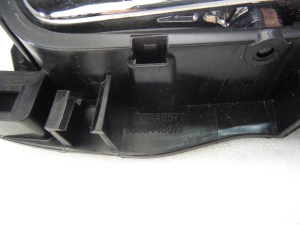 Punho Interior Frt Drt PEUGEOT 3008 Veículo multiuso (0U_) | 09 - 17