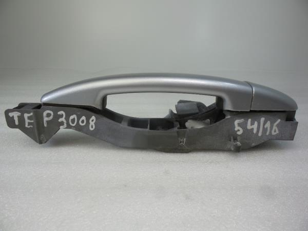 Punho porta Trs Esq PEUGEOT 3008 Veículo multiuso (0U_) | 09 - 17
