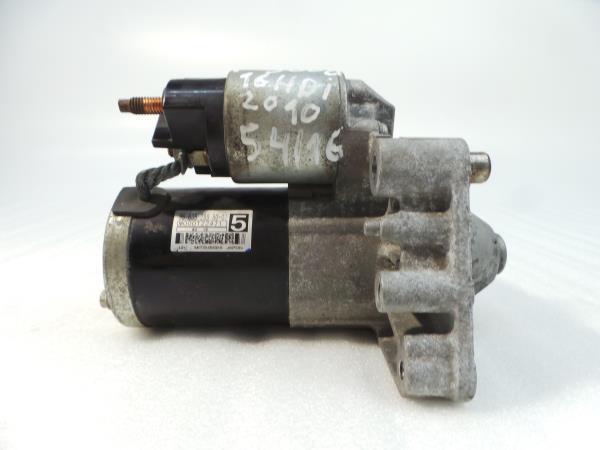 Motor de Arranque PEUGEOT 3008 Veículo multiuso (0U_) | 09 - 17