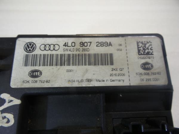 Modulo Confort AUDI Q7 (4LB)   06 - 16