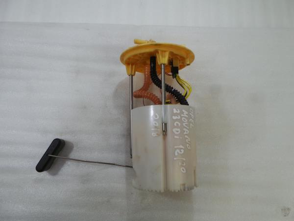 Bomba do Depósito de Combustível OPEL MOVANO B Caixa (X62)   10 -