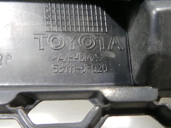 Grelha da Frente TOYOTA COROLLA Verso (ZER_, ZZE12_, R1_) | 04 - 09