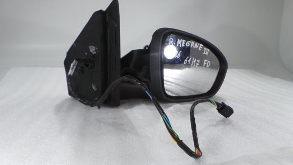 Espelho Retrovisor Direito Electrico RENAULT MEGANE IV Sporter (K9A/M/N_) | 16 -