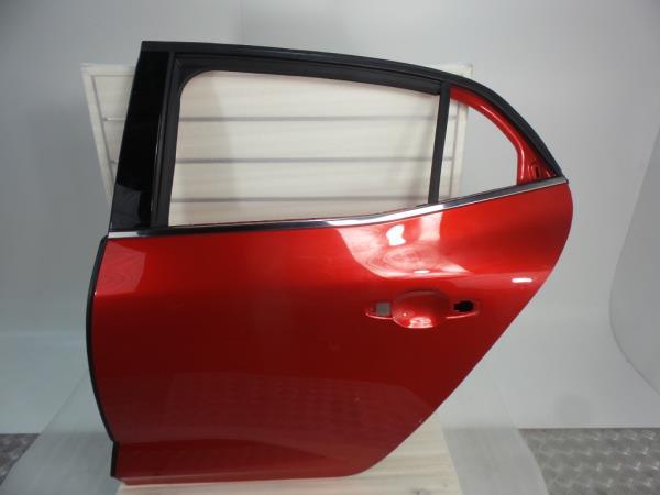 Porta Tras Esquerda RENAULT MEGANE IV Hatchback (B9A/M/N_) | 15 -