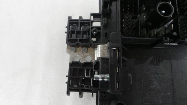 Caixa Fusiveis | SAM | Module OPEL INSIGNIA A três volumes (G09) | 08 - 17