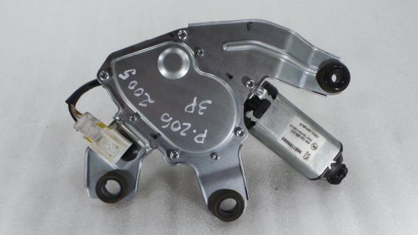 Motor Limpa Vidros Tras PEUGEOT 206 CC (2D) | 00 - 08
