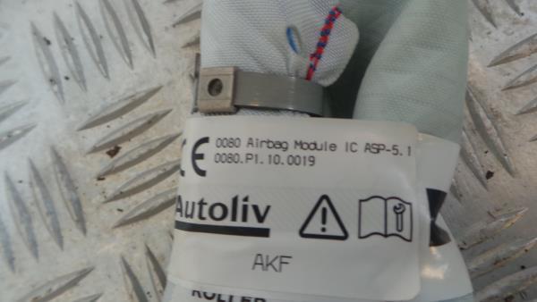 Airbag Cortina Direito NISSAN QASHQAI II (J11, J11_) | 13 -