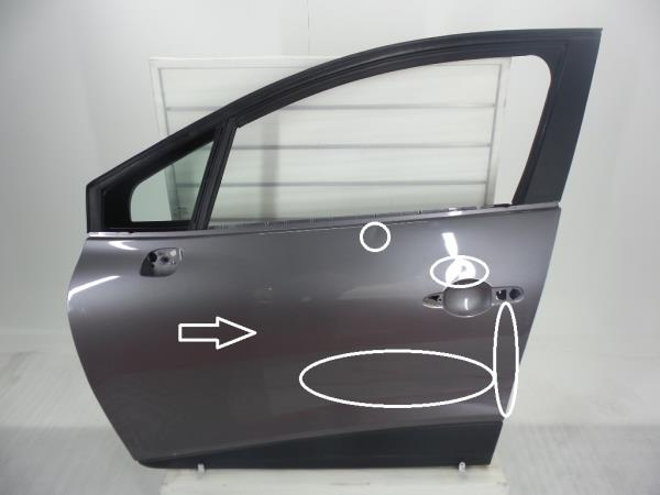 Porta Frente Esquerda RENAULT CLIO IV Grandtour (KH_) | 13 -