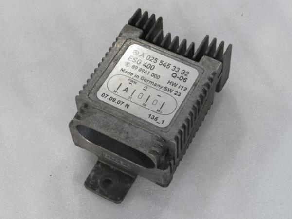 Modulo de Termoventilador MERCEDES-BENZ SLK (R170) | 96 - 04