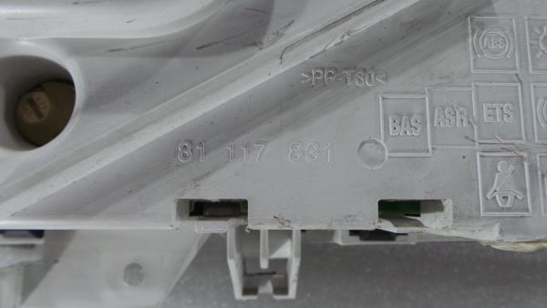 Quadrante MERCEDES-BENZ SLK (R170) | 96 - 04