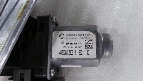 Elevador Trás Direito Electrico CITROEN C4 II (B7) | 09 -