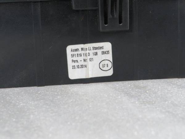 Moldura Decorativa Interior SEAT LEON ST (5F8) | 12 -