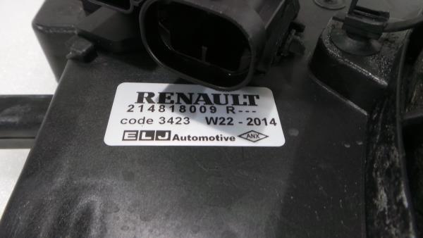 Termoventilador RENAULT CLIO IV (BH_) | 12 -