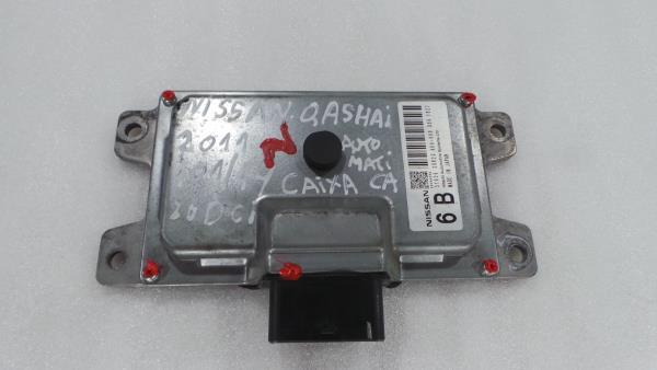 Centralina Caixa Velocidades | ECU NISSAN QASHQAI / QASHQAI +2 I (J10, NJ10, JJ10E) | 06 - 14