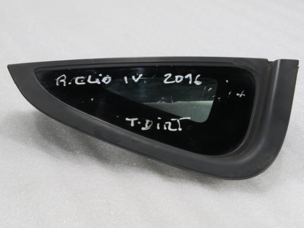 Vidro Triangular Trs Drt RENAULT CLIO IV (BH_) | 12 -
